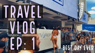 Best Weekend of My Life || My First Travel Vlog [Vlog Series]
