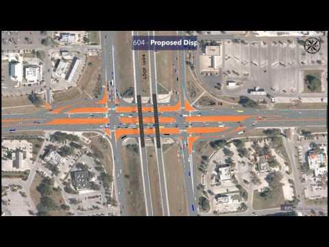 SH 16 at Loop 1604 Driver's View