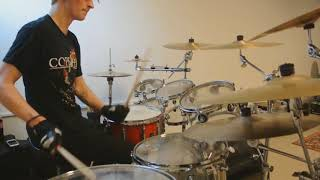 Avenged Sevenfold - Nightmare [Drum Cover] by Weile