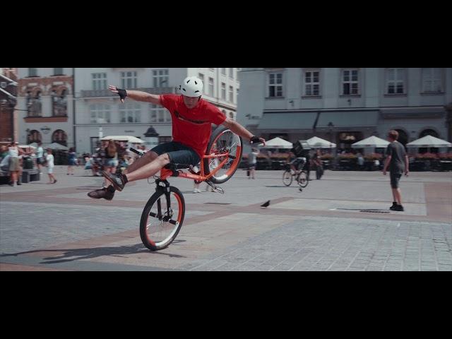 Bicycle gives freedom - KamilStunts
