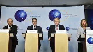 الدول الكبرى الأوروبية حريصة على الحفاظ على الاتفاق النووي الإيراني
