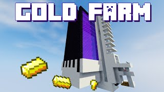 Minecraft: Gold Farm [Tutorial]