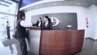 Presentación Agencia Sucursal Mayor Quito - Banco de Guayaquil