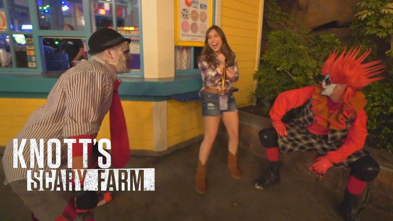 Knott's Scary Farm discount