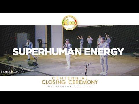 Superhuman Energy - C3