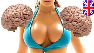 Cycki czy mózg? Co bardziej pociąga mężczyzn?