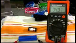 Multi-Meter How to for Electronic Cigarette users