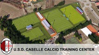 U.S.D. Caselle Calcio Training Center   Centro Sportivo  Caselle Torinese