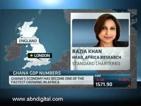 Ghana's Economic Growth with Razia Khan