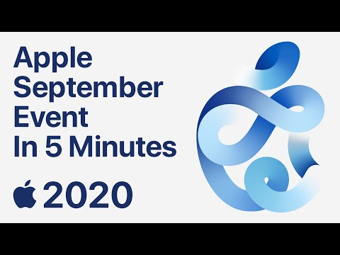 Apple Event Summary In 5 Minutes [2020]