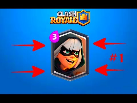 CLASH ROYALE : ON TENTE DE DEBLOQUER LA VOLEUSE EN SUPER DEFI DU TIRAGE !