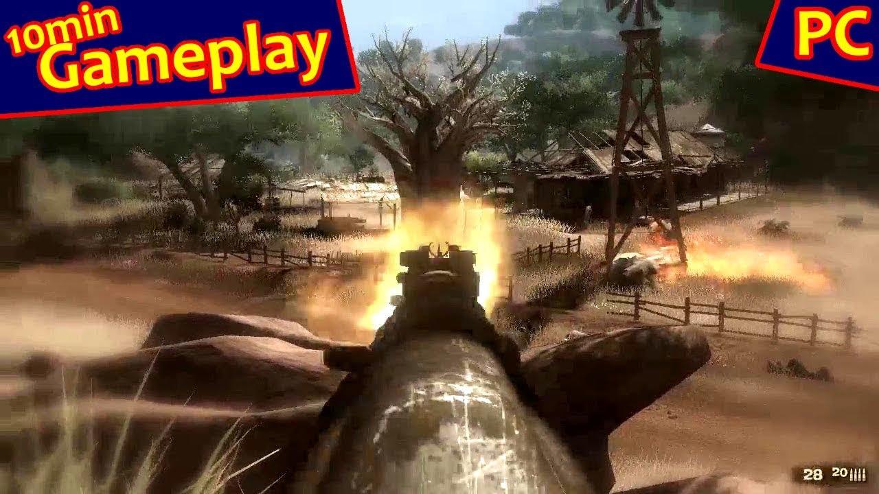 Купить Far Cry 2: Fortune`s Edition