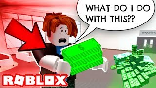 WHEN A STRANGER FINDS 1,000 ROBUX | Roblox Social Experiment