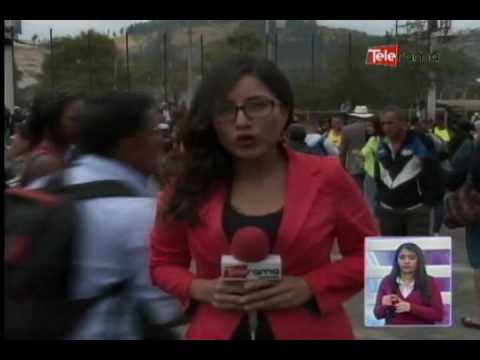 Presidente Correa rechaza postura de militares por ISSFA
