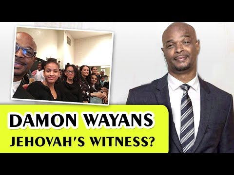 Damon Wayans is one of the Jehovah
