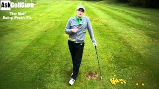 The Golf Swing Weekly Fix Solid Left Side Impact and Custom Fitting