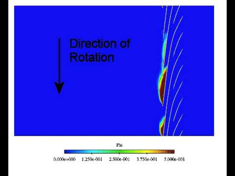 Vapor Cavity Plot