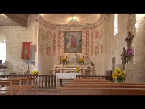 Guérin (47) : à la découverte de l'Eglise d'Esquerdes