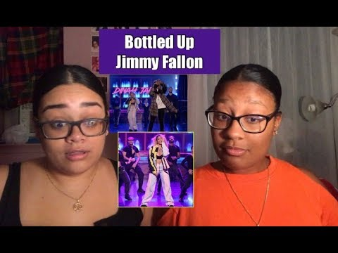 Dinah Jane ft. Ty Dolla $ign and Marc E. Bassy: Bottled Up Performance| REACTION