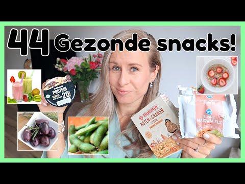 44 Gezonde Snacks