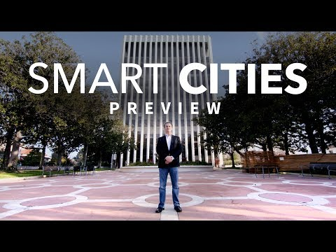 Smart city innovations in Palo Alto