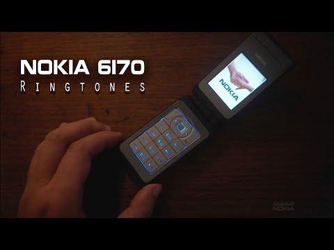 Nokia 6170 Ringtones 🎼🎵 🎶