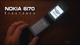 Nokia 6170 Ringtones ?? ?