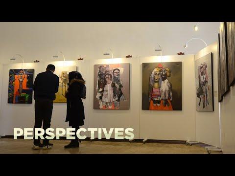 Mosul Opens Exhibit in Restoring Artist Community
