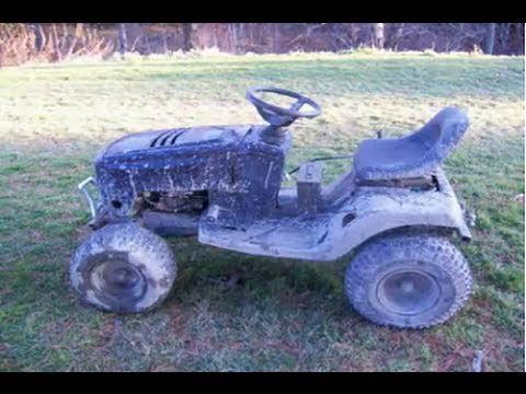 How To Build An Off Road Lawn Mower Youtube