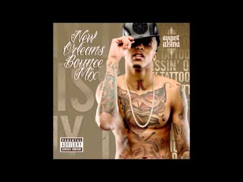 August Alsina - Kissin' On My Tattoos (New Orleans Bounce Mix)