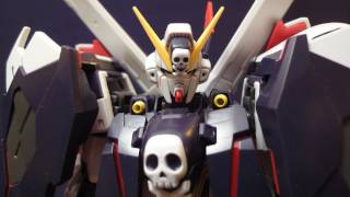 MG Crossbone Gundam X1 Full Cloth (Part 2: MS) gunpla model review