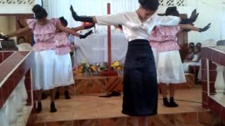 Pantomima sangre que me da paz iglesia morav.muell