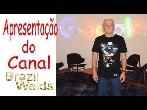 Apresentação do Canal Brazil Welds