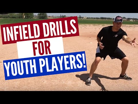 3 Baseball Infield Drills for Youth Players (FUN!!) from YouTube · Duration:  3 minutes 37 seconds