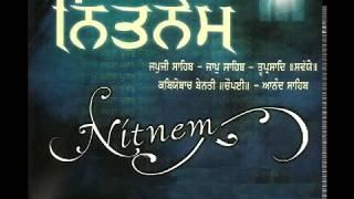 Full Nitnem Fastest - Bhai Jarnail Singh (Damdami Taksal) 38mins