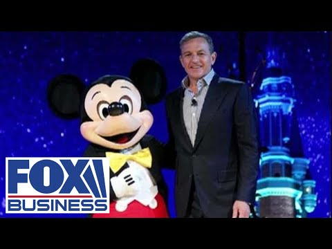 Disney's CEO Bob Iger to step down, effective immediately