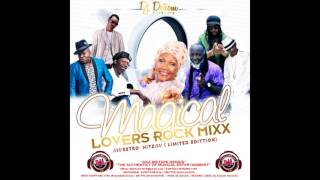 DJ DOTCOM PRESENTS MAGICAL LOVERS ROCK MIX RETRO HITZ   LIMITED EDITION