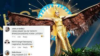 Miss Universe National Costume 2018 Funny Comments