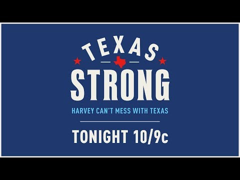Texas Strong: Harvey Can't Mess With Texas