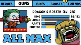 Zombie Age 3 Premium All Guns & Heros MAX screenshot 1