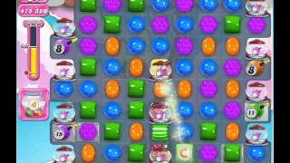 Candy Crush Saga - level 990 (3 star, No boosters)