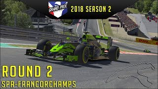 iRacing // iGPS 18S2 Spa // Last to First