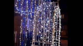 Ignite fx wedding house lighting decor & gate