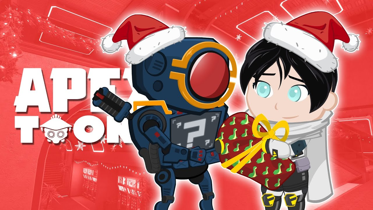 Download ApexToons: Merry Christmas Path!