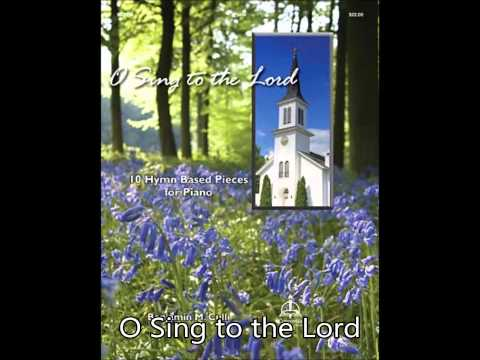 90 Minutes of Instrumental Piano Music Based on Christian Hymns