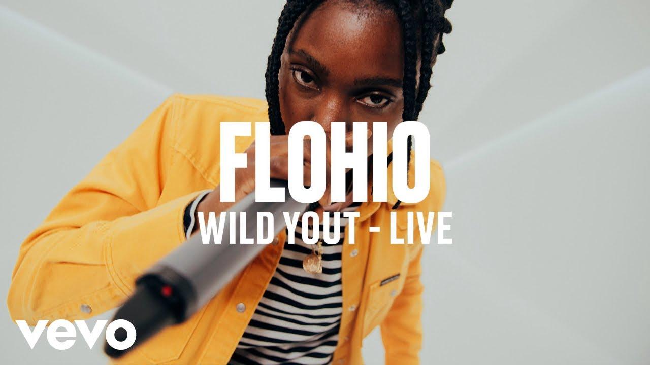 Flohio — Wild Yout (Live)   Vevo DSCVR ARTISTS TO WATCH 2019