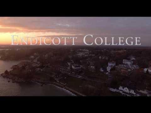 Endicott College Aerial Tour