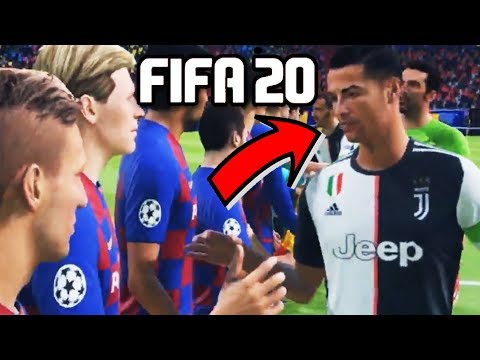 New Fifa 20 Features No Juventus In Fifa 20 Youtube