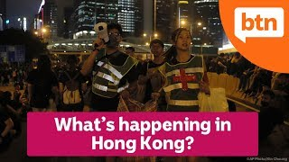 Why millions are protesting in Hong Kong - Today's Biggest News