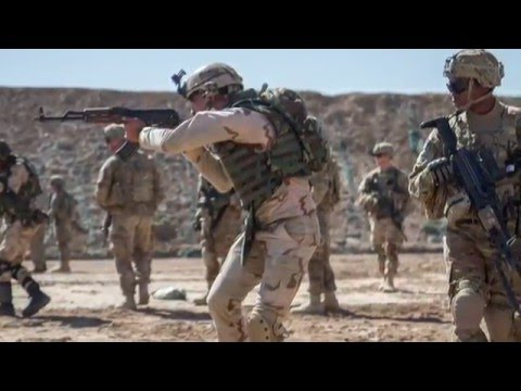 Closer Look: Advise, assist, and training mission in Iraq